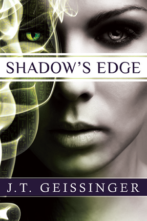 Shadow's Edge (Night Prowler #1)