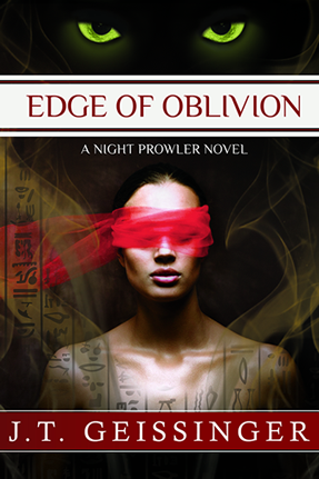 Edge Of Oblivion (Night Prowler #2)