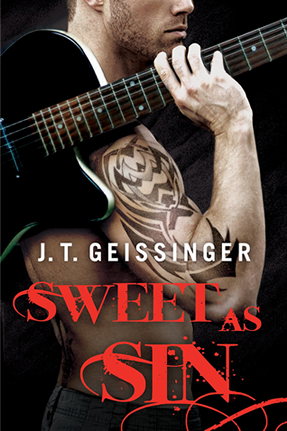Sweet As Sin (Bad Habit #1)