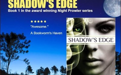 Sale on Shadow's Edge!