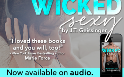 Wicked Sexy is Now in Audio