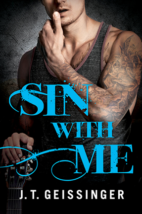 Cover Reveal for Sin With Me!