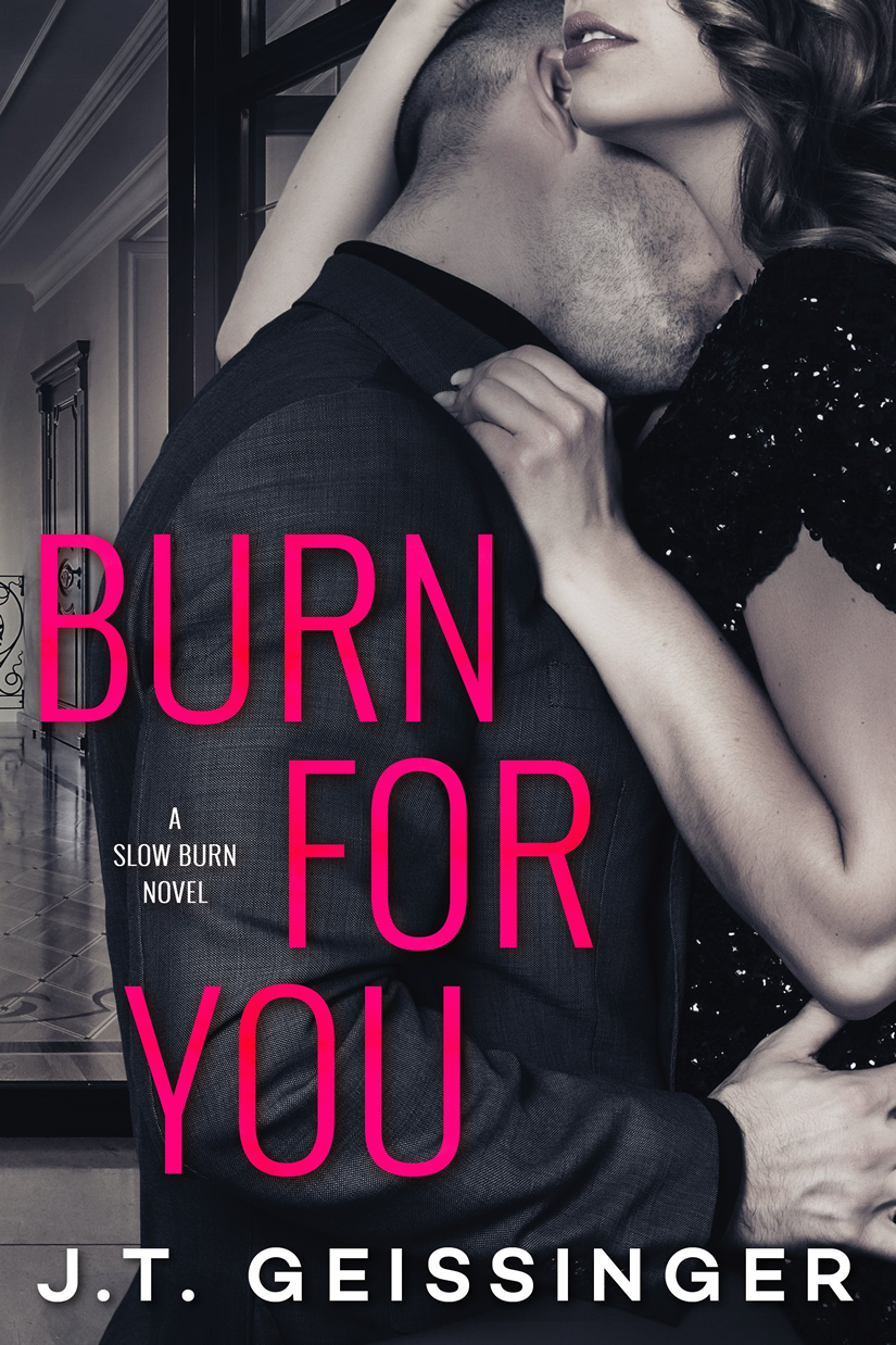 Burn for  You book cover