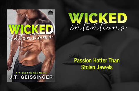It's Wicked Intentions pub day!